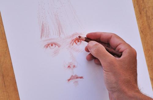 Cours d'arts plastiques : infographie, peinture, histoire