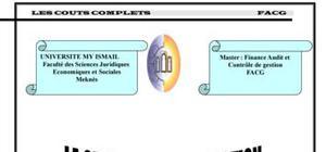 Le coût complet : méthodes, étapes, avantages et limites