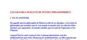 les techniques de la dissertation philosophique