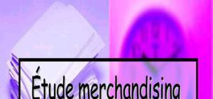 etude merchandising d'un rayon