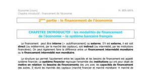 etat de rapprochement bancaire cours pdf