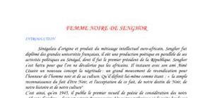 COMMENTAIRE DE TEXTE : 600 Commentaires Composés de ...