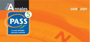 Annales concours PASS 2008