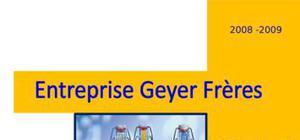 Etude de cas Lorina Frères Geyer