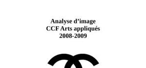 Analyse d'image ccf : cas Chanel