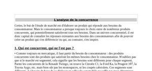 droit de la concurrence cours pdf