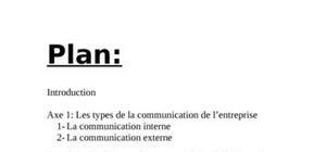 Communication dentreprise