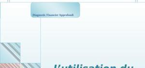 L'utilisation du diagnostic financier dans l'analyse des risques de crédit