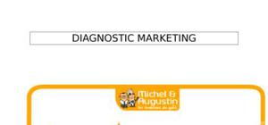 Diagnostic marketing cas michel & augustin