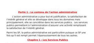 Droit administratif (droit public)