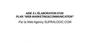 """Aide À l'Élaboration d'un plan """"web marketing&communication"""""""