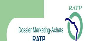 Marketing achats ratp