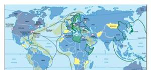 La carte du monde en guerre (1939-1945)