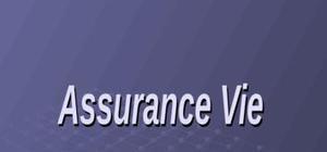 Expose sur l'assurance vie