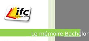 Méthode mémoire bachelor mgm