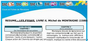 Résumé Les Essais Livre 2