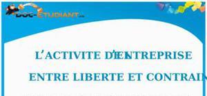 L'Activité de l'Entreprise entre Liberté et Contrainte : Cours Droit Terminale STG
