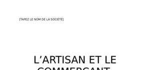 Différence entre atisant et commercant
