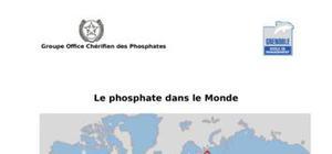 Le phosphate dans le monde
