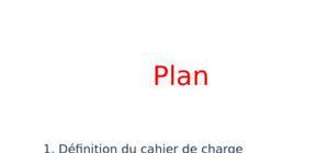 D finition de cahier de charge - Cahier des charges definition ...