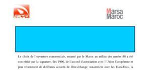 Rapport de stage - marsa maroc