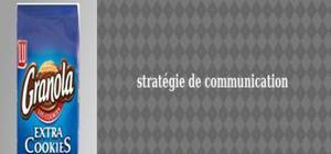 Stratégie communication granola