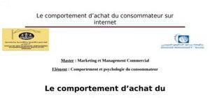 E-commerce et comportement consommateur