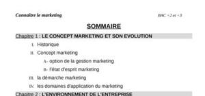 Marketing et strategie de communication