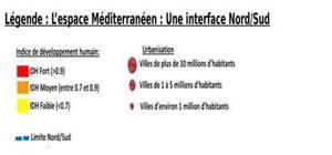 L'espace méditerranéen: interface nord-sud