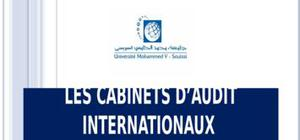 Les cabinets d'audit dans le monde