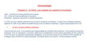 Cours ts : immunologie