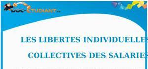 Les Libertés Individuelles et Collectives des Salariés : Cours Droit Terminale STG