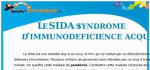 Le SIDA : Cours de SVT Terminale S