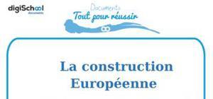 La construction européenne : unie dans la diversité