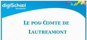 Le pou - Comte de Lautréamont