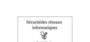 Sécurité des réseaux informatiques