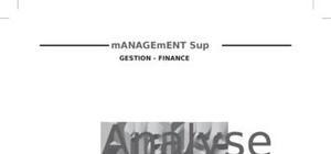 Livre analyse financière