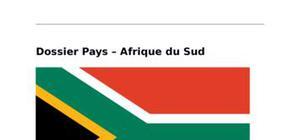 Etude Pays - Afrique du sud