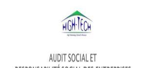 Audit social et responsabilité sociale des entreprises