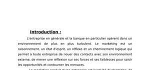 Les produits bancaires