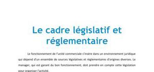 Doc - Le cadre legislatif et reglementaire BTS MUC
