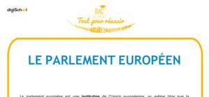 Le Parlement Européen - Droit L1