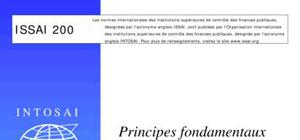 principes fondamentaux de l'audit