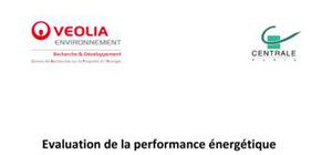 Evaluation de la performance énergétique