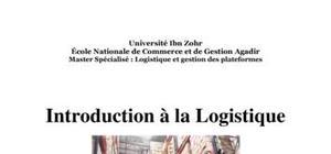 Introduction à la Logistique