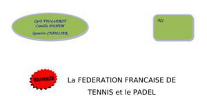 La  Fédération Française de Tennis et le Padel