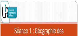Géographie des Transports Facteurs