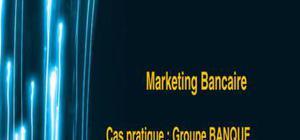 marketing bancaire. étude de cas GBP