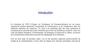 Rapport BTK agence de conseil en communication