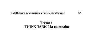 Think Tank au Maroc
